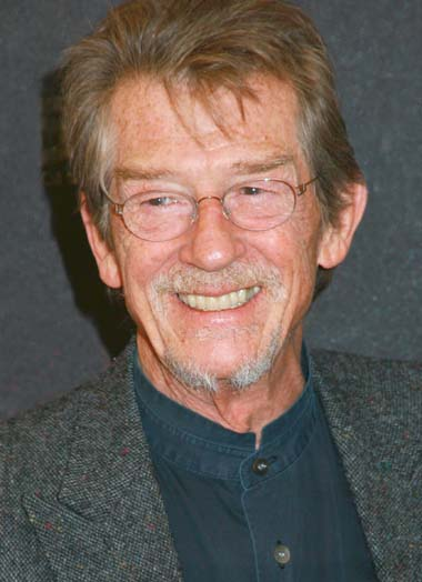 Similar Actors John Hurt